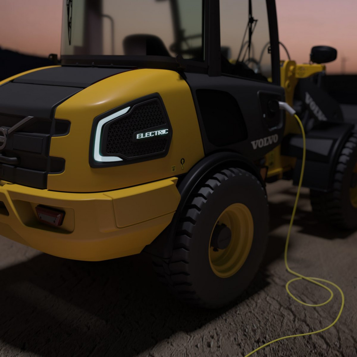 Volvo looks to an Electric Construction Future at bauma 7 ..