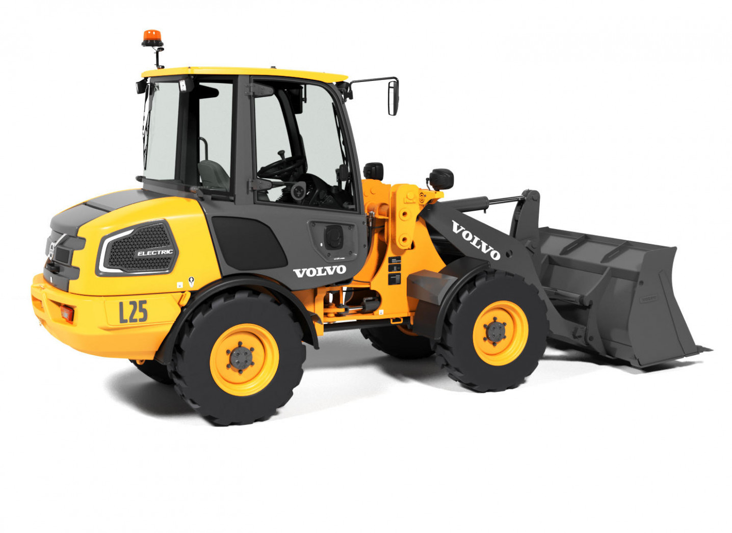 Volvo Unveils Electric Compact Excavator at Bauma | Construction ...