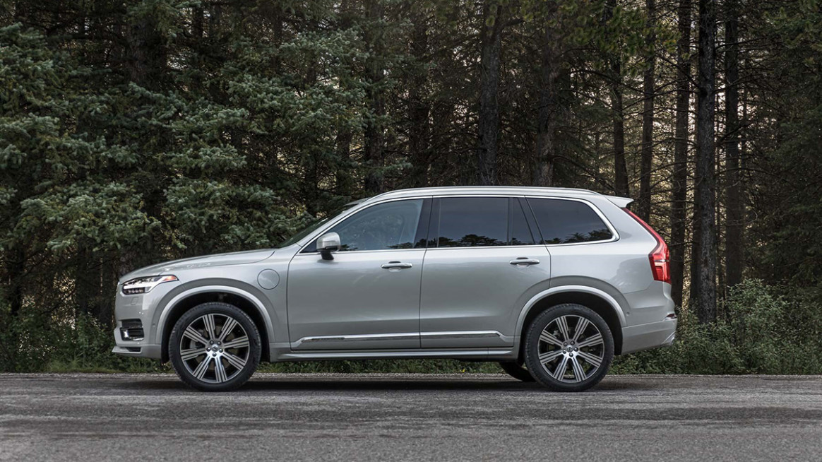 Volvo XC8 named a 8 Best Luxury Car by Parents magazine ..