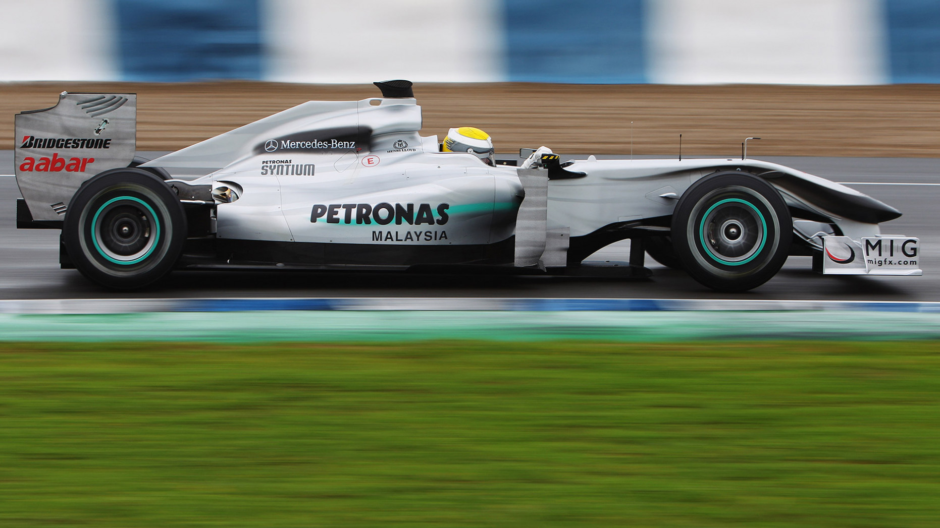 VOTE: Mercedes launch their 8 livery - from W8 to W8, which ..