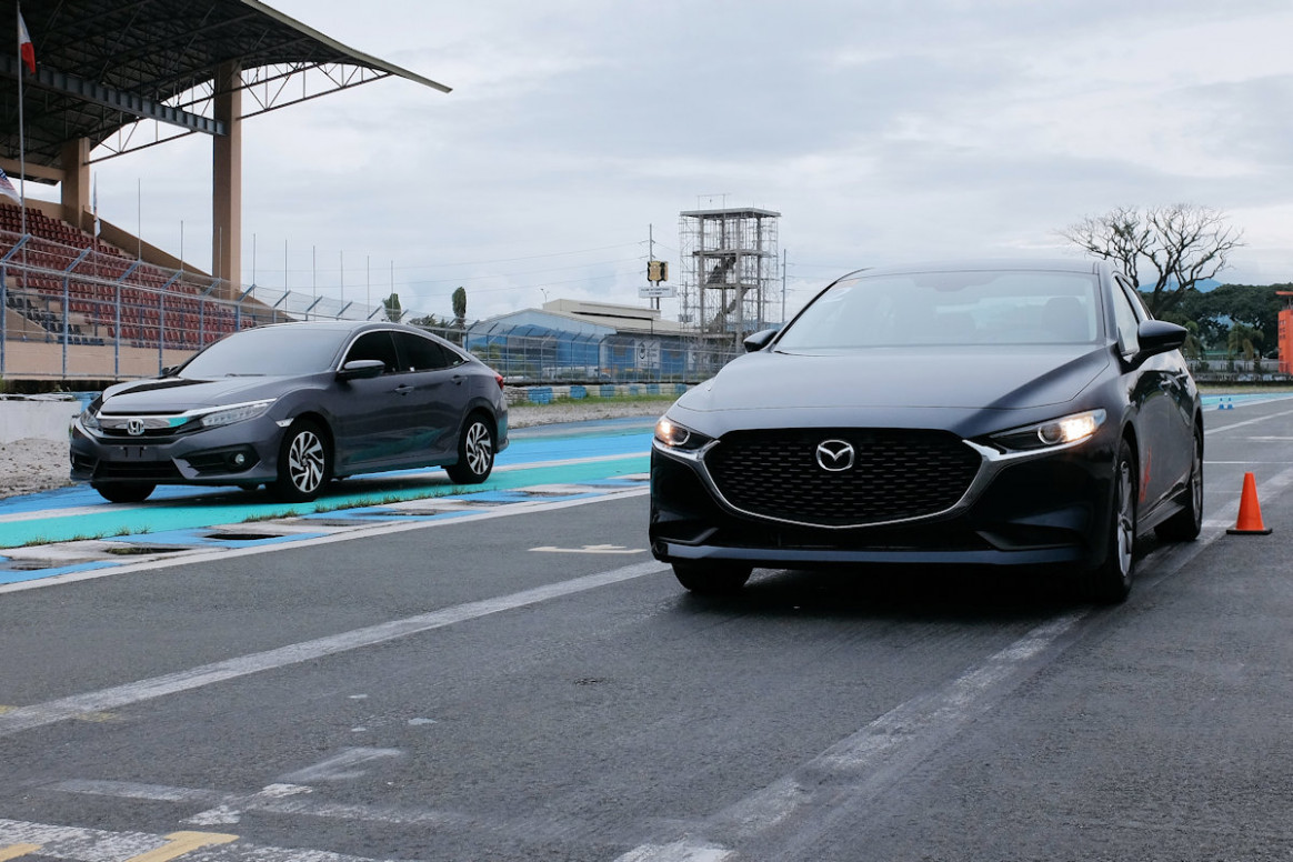 We Drove the 6 Mazda6 6.6 Elite Back-to-Back with the Honda ..