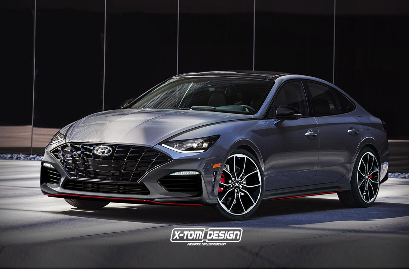 We Finally Know What Will Power The New Hyundai Sonata N Line ..