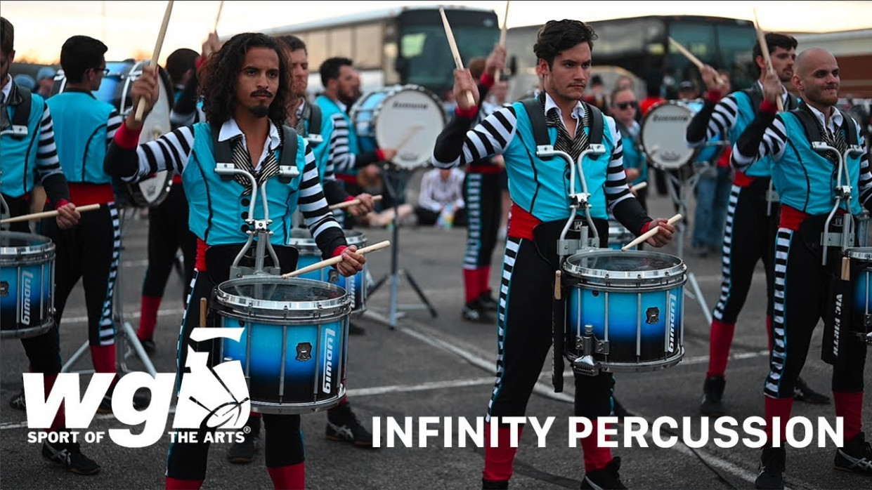 WGI 7: Infinity Percussion- Finals (Battery Lot)