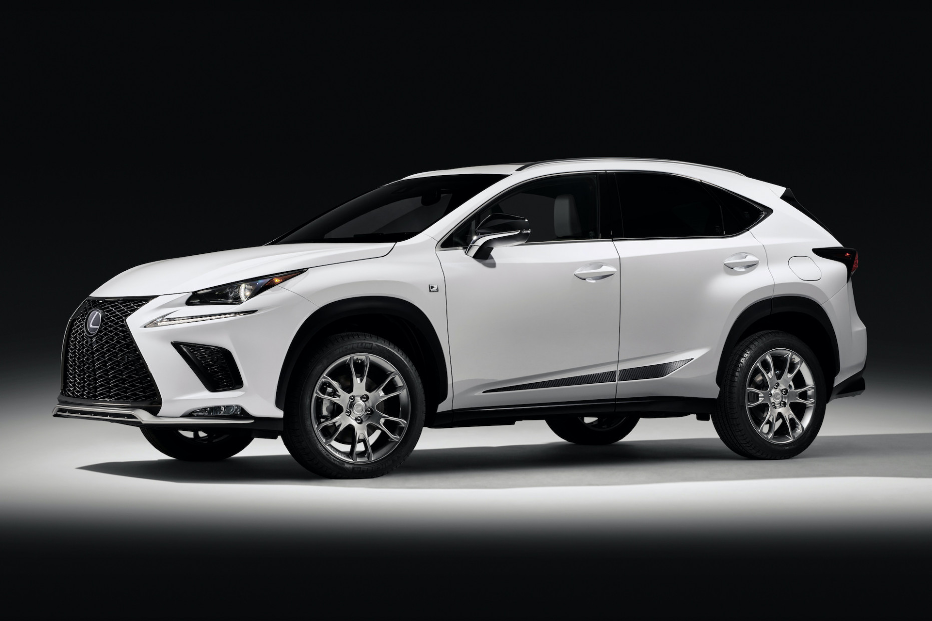 What's New for 7: Lexus