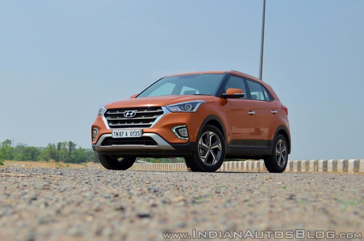 what will the 6 Hyundai Creta 6.6 Executive come out | Hyundai ...