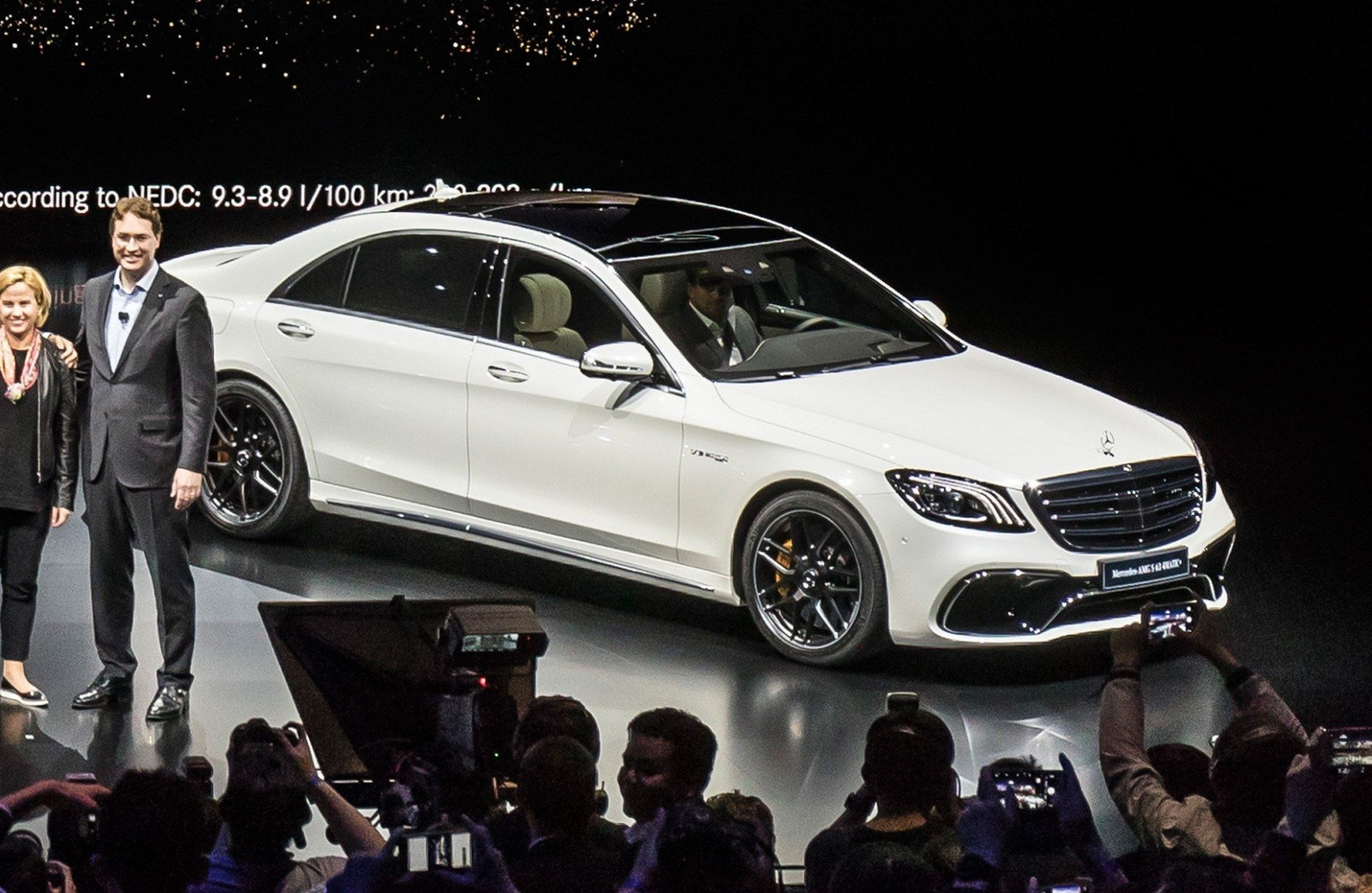 when will the 7 Mercedes S7 Amg look like (With images ..