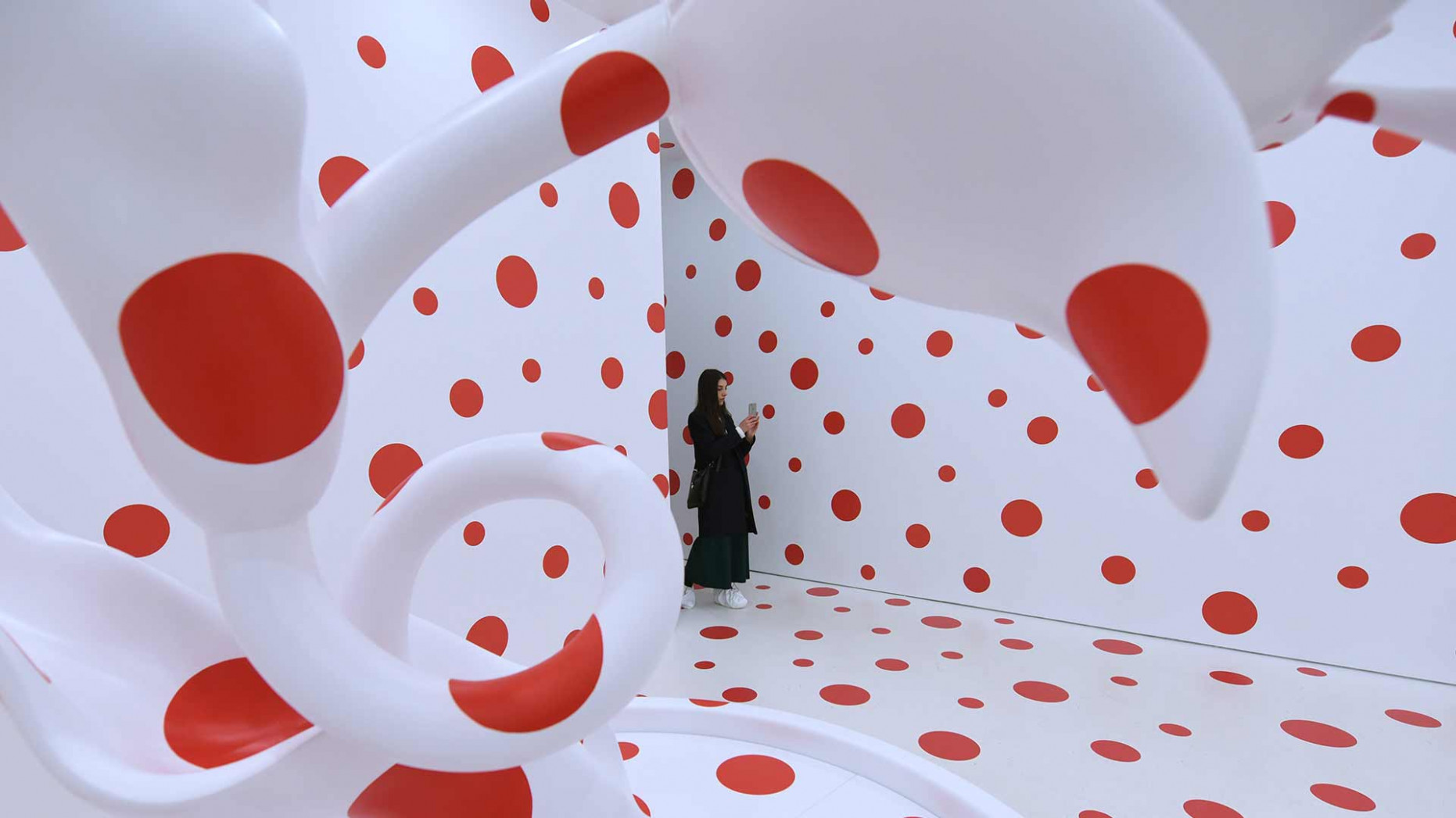 Where to see Yayoi Kusama's art around the world in 6 | Condé ...