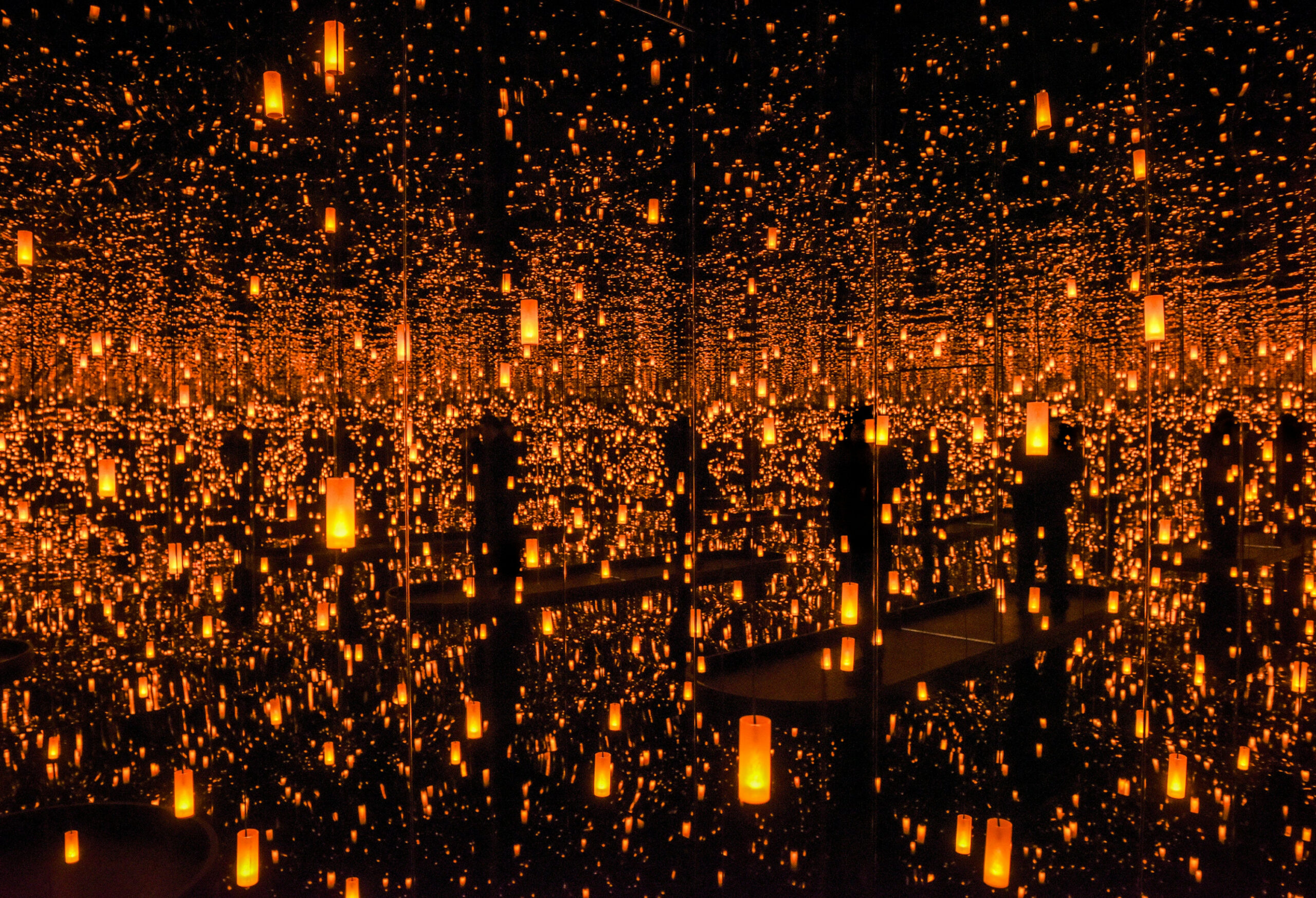 Where to See Yayoi Kusama's Art Around the World in 7 - Condé ...