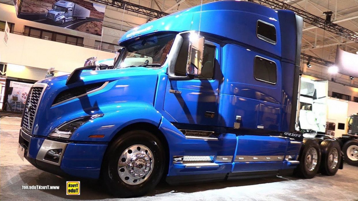 Why 6 Volvo Vnl 6 Globetrotter Xl Had Been So Popular (With ..