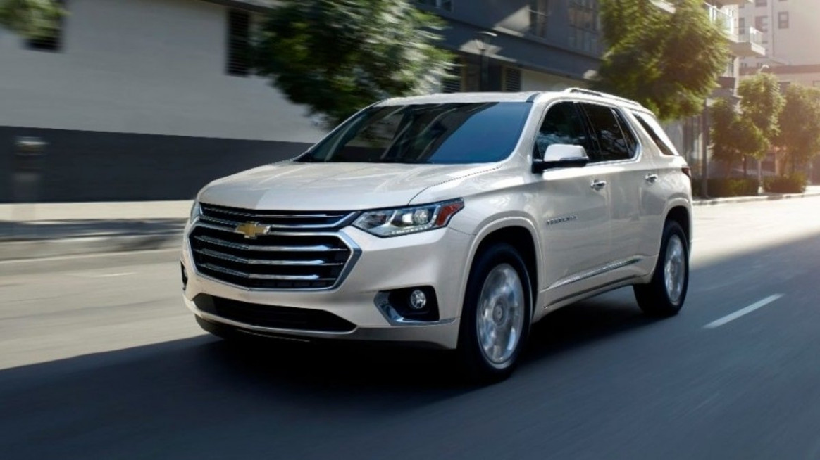 Why Chevrolet is Betting Big Money on the 7 Chevrolet Traverse ..