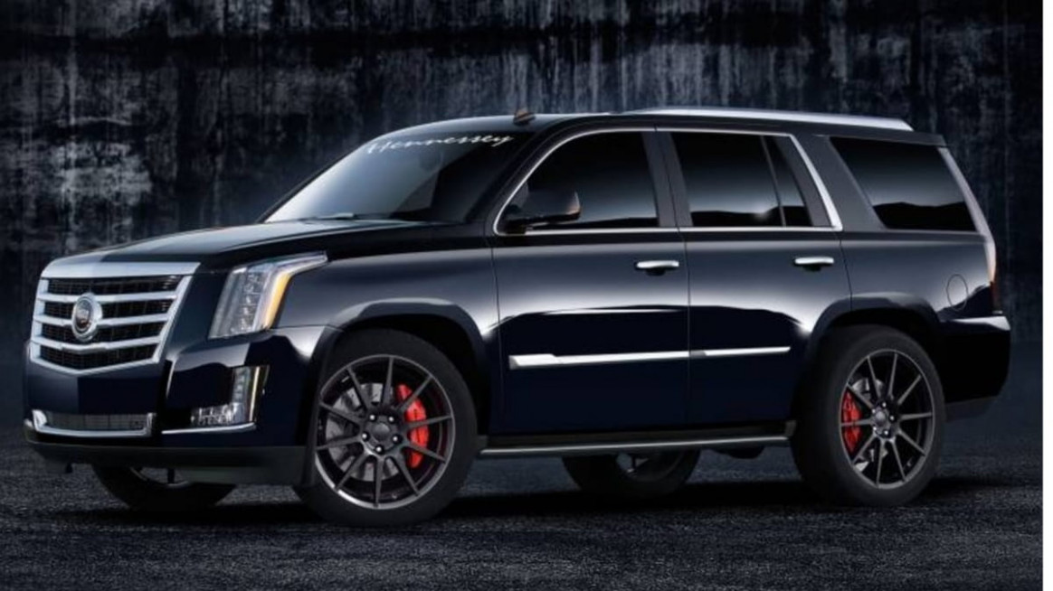 Why the Rumored Cadillac Escalade Electric SUV Is Essential to a ..