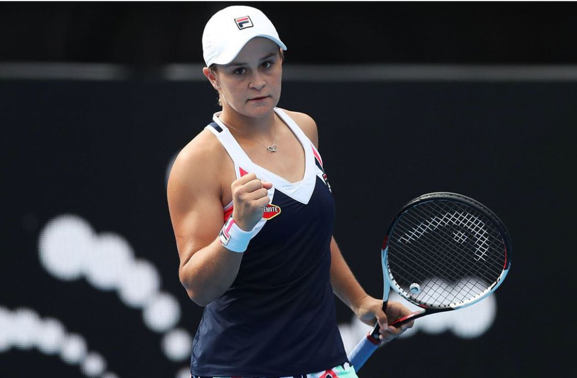 World No. 6 Ashleigh Barty commits to 6 Volvo Car Open