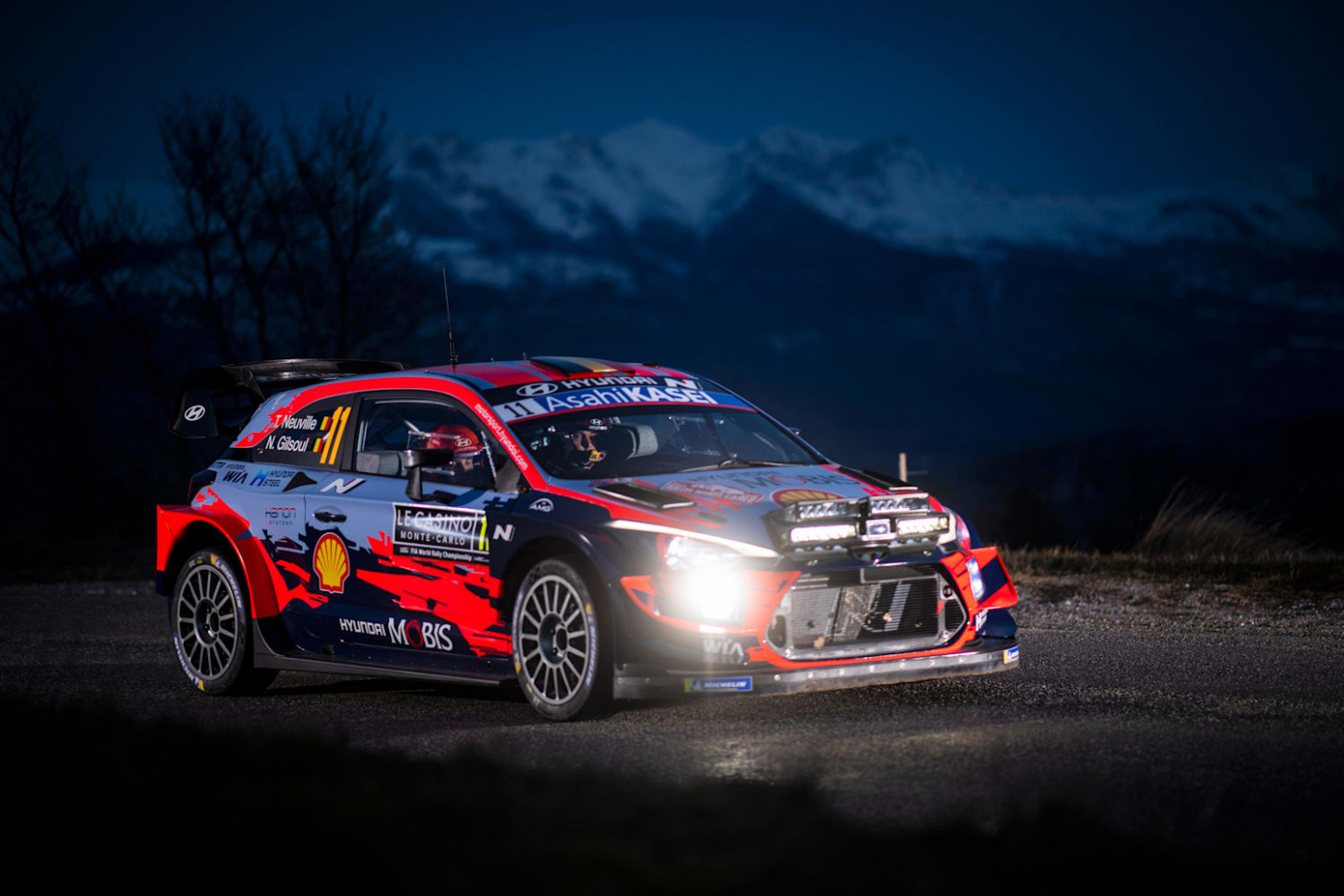 WRC Monte Carlo Rally 8: Race report and results